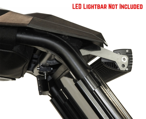 SEIZMIK LIGHT BAR BRKT POL RZR 12110
