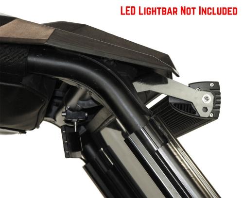 Seizmik 12110 Light Bar Mounts Brackets Polaris RZR 900s and 1000