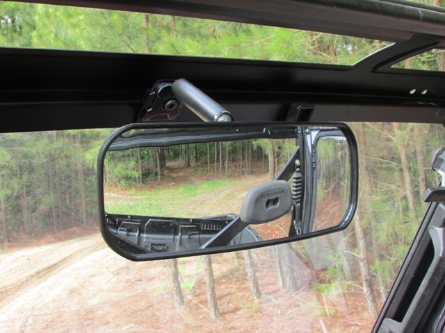 Automotive Style Rearview Mirror Pro Fit Seizmik
