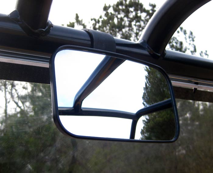 Seizmik UTV Side View Mirror 18039