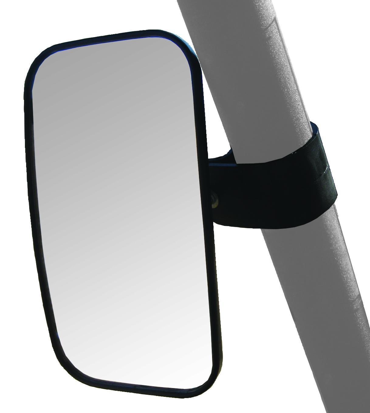 Utv Rear View Mirror >> Utv Universal Side Rearview Mirror 2 Round Tube And 1 875 Round